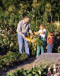 Share your love of gardening with the next generation