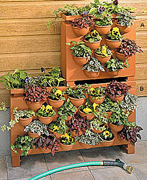 Garden Design With Earth Uamp Water Living Garden Walls With