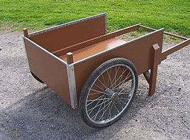 Make Your Own Garden Cart Gardenorg