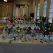 Location: Salt Lake City, UtahDate: 2009-06-06At a Utah Rose Society Show....part of showroom..