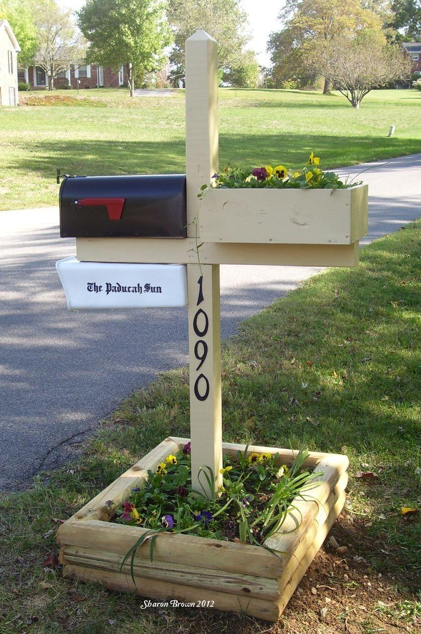 Sharon S Blog Mailboxes And Small Towns And Daylilies Garden Org