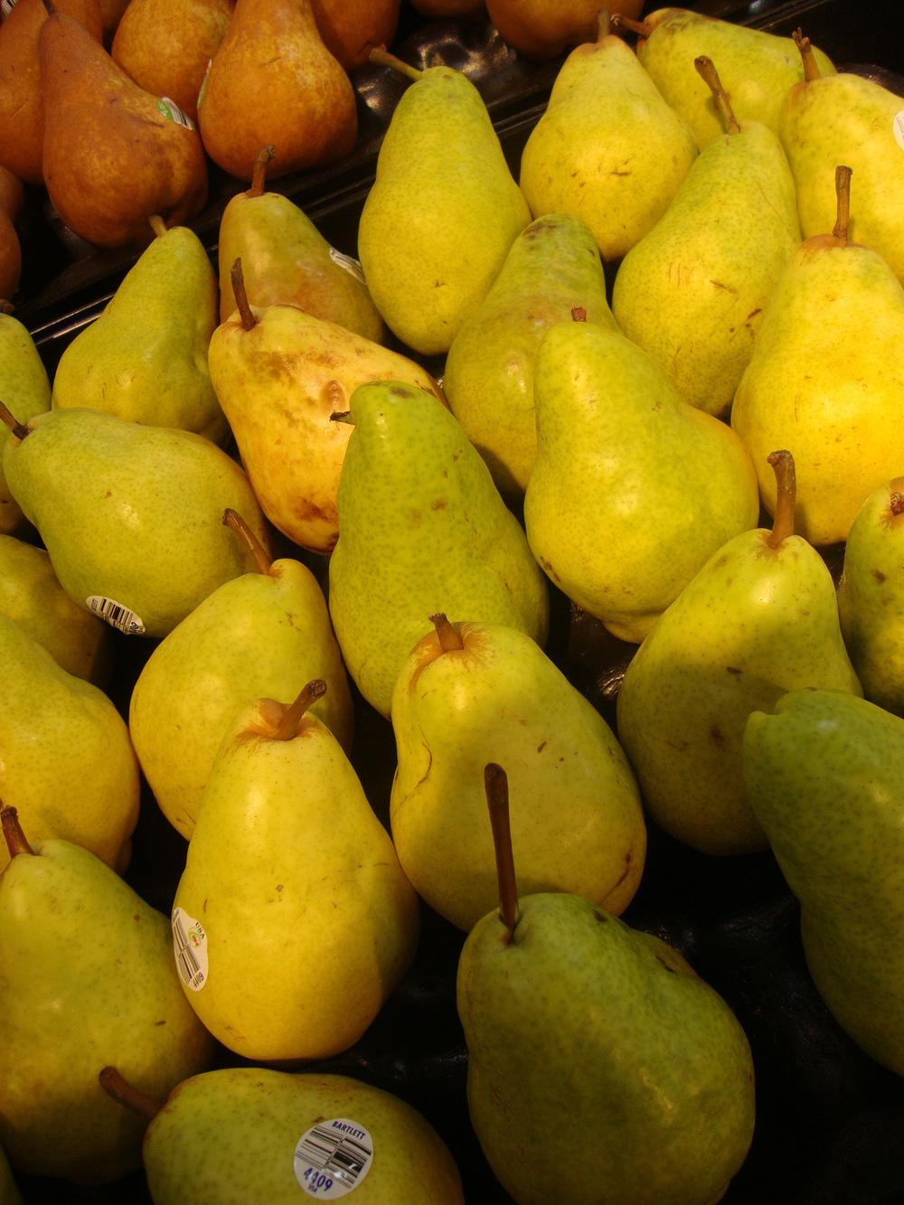 Photo of Bartlett Pear (Pyrus communis 'Bon Chretien') uploaded by Paul2032