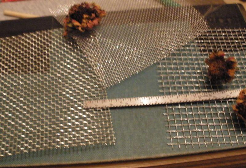 Seed Cleaning Sieves Garden Org