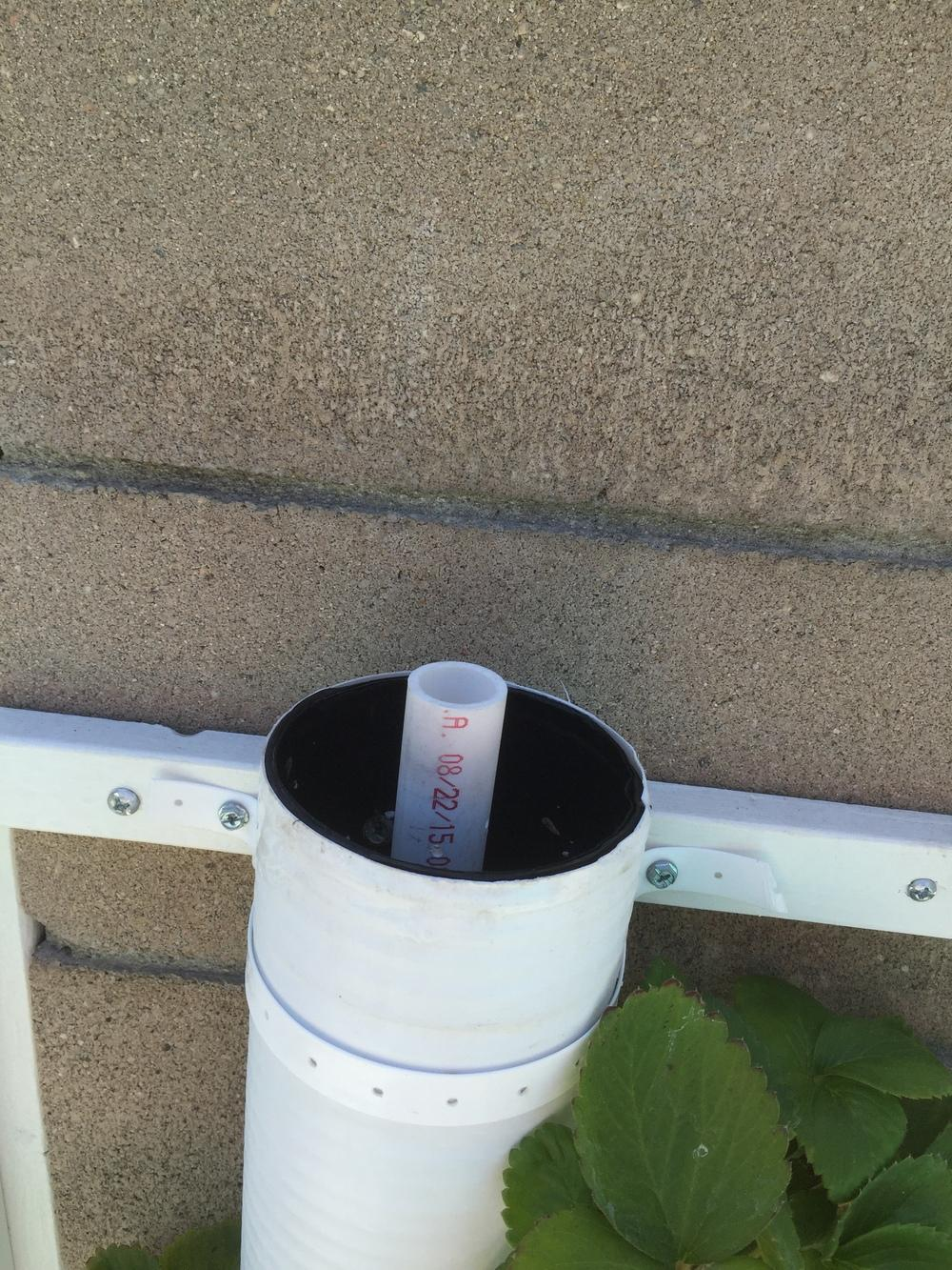 Pvc Pipe Strawberry Tower Garden Org